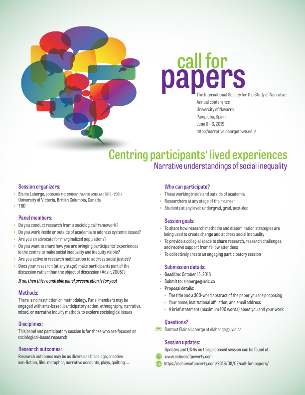 LABERGE-ELAINE-SPAIN-call-for-papers